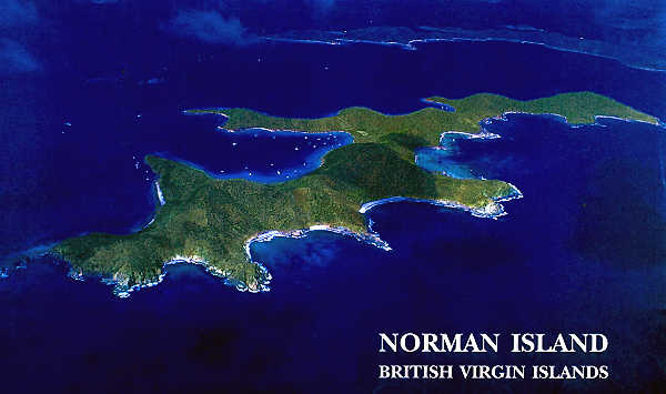 Norman Island - British Virgin Islands