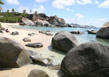 The Baths - Virgin Gorda - British Virgin Islands (BVI)