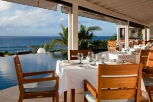 Restaurant Le Gaiac - St Barths