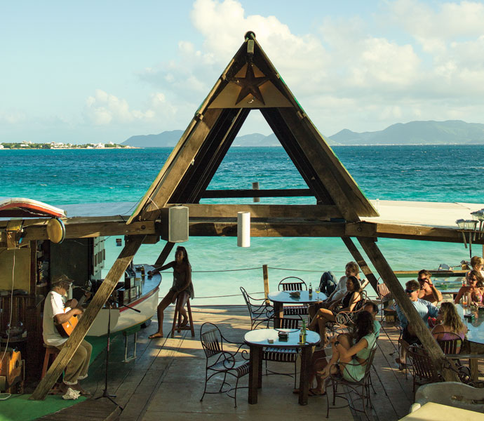 The dune preserve restaurant night club amp beach bar anguilla