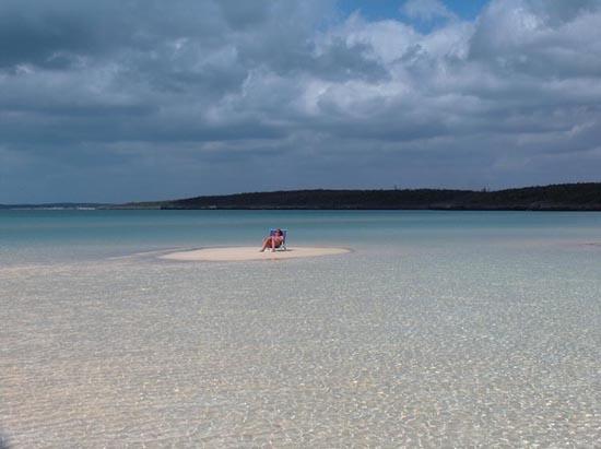 Ten Bay Beach - Eleuthera