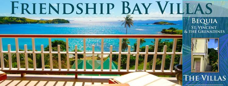 Friendship Bay Villas - Bequia