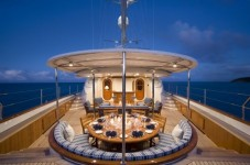 Luxury Crewed Charter Sailing Yacht ANTARA