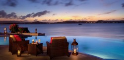 The Pool Grille - Jumby Bay Resort, Antigua