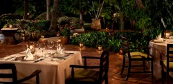The Estate House Restaurant - Jumbu Bay Resort, Long Island, Antigua