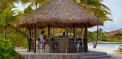 The Beach Bar - Jumby Bay Resort, Antigua