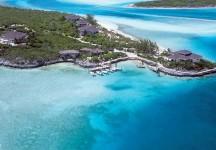 Fowl Cay Island w/ 50 Acres & 6 Villas - Exumas, Bahamas