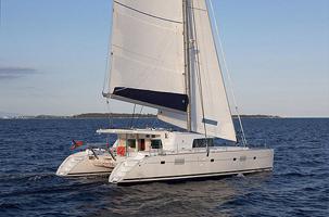 50′ Admiral Catamaran Yacht Charter - Staniel Cay, Exumas, Bahamas