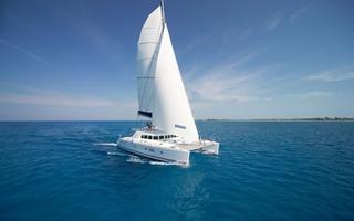 51′ Lagoon 500 Catamaran Cruiser Yacht Charter - Staniel Cay, Exumas, Bahamas