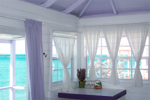 Lavender Waterfront Bungalow - Staniel Cay, Exumas, Bahamas