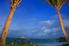 Sorcé Restaurant - Vieques Island, Puerto Rico