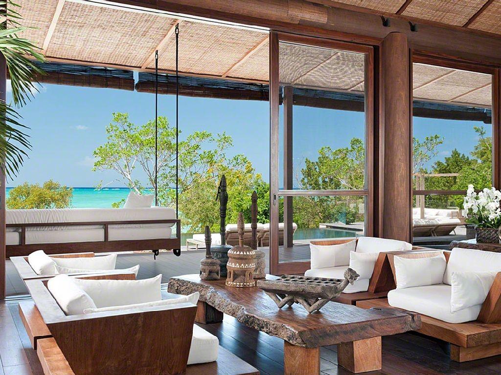 The Sanctuary Estate Rental - Parrot Cay, Turks & Caicos