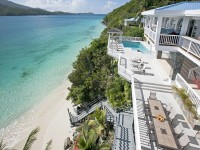 Sand Dollar Villa With Two Private Beaches - St. Thomas
