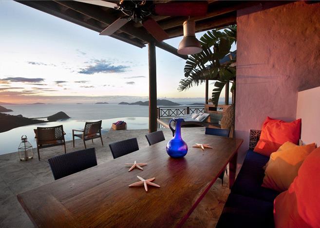 Contemporary Caribbean Villa For Sale - Tortola