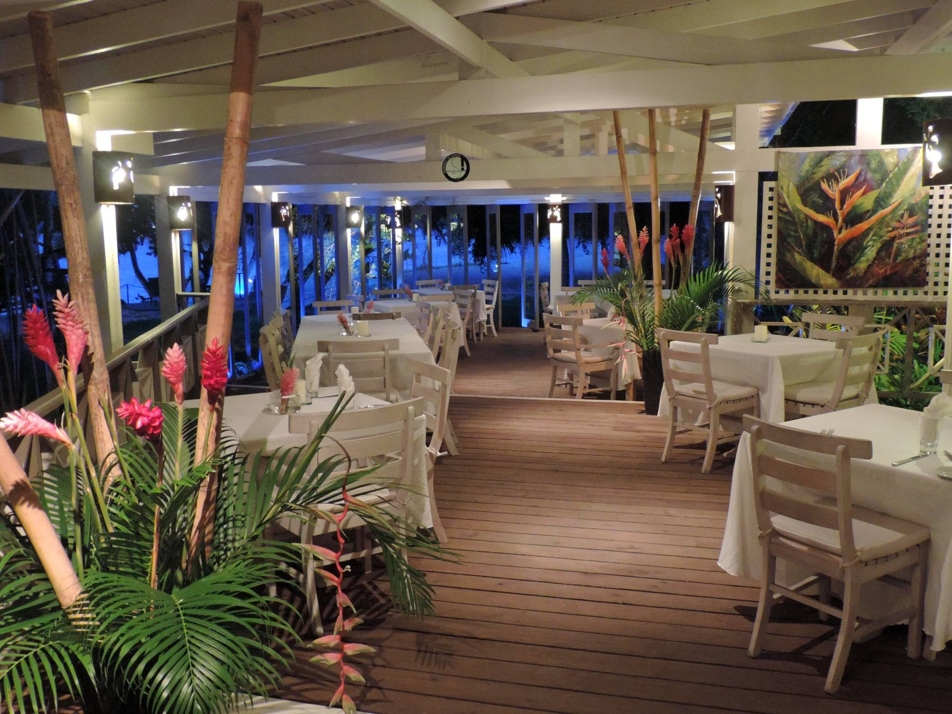 The Beach House Restaurant - Grenada