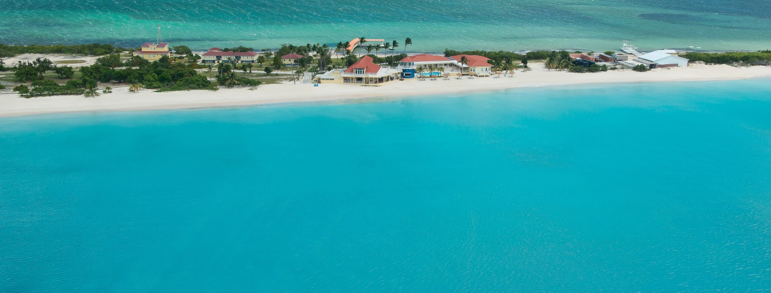Lighthouse Bay Resort Up For Auction - Barbuda