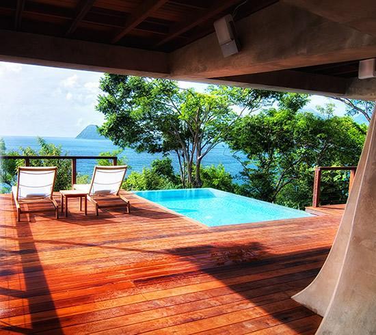 Zabuco Honeymoon Villas at Secret Bay Resort - Dominica