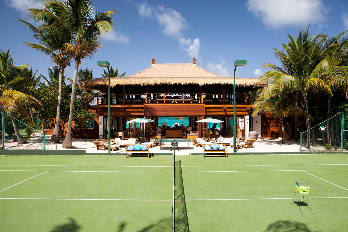 The Great House - Necker Island