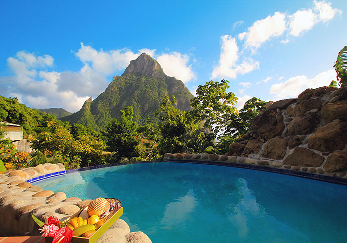Stonefield Estate Resort - St. Lucia