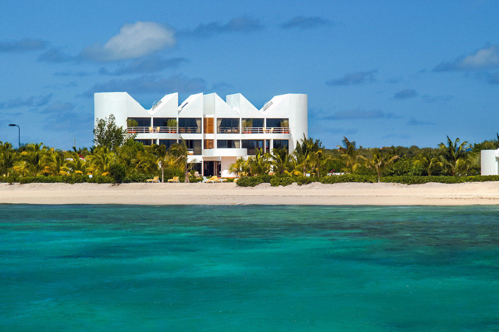 African Sapphire Villa At Altamer - Anguilla
