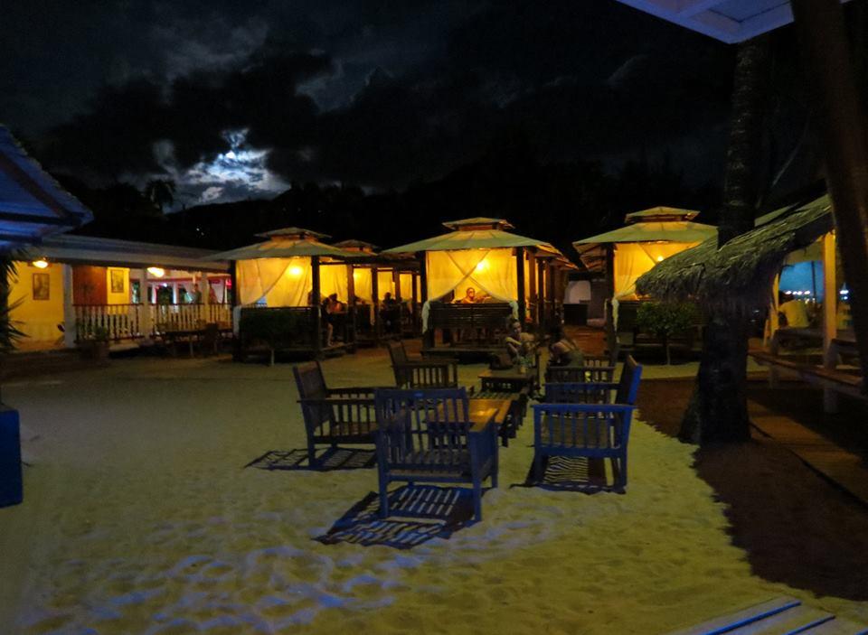 Ti Sable Beach Bar Martinique Excess Caribbean