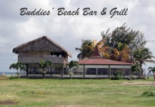 Buddies Beach Hut - St. Kitts