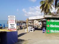 Mr. X's Shiggidy Shack Beach Bar - St Kitts