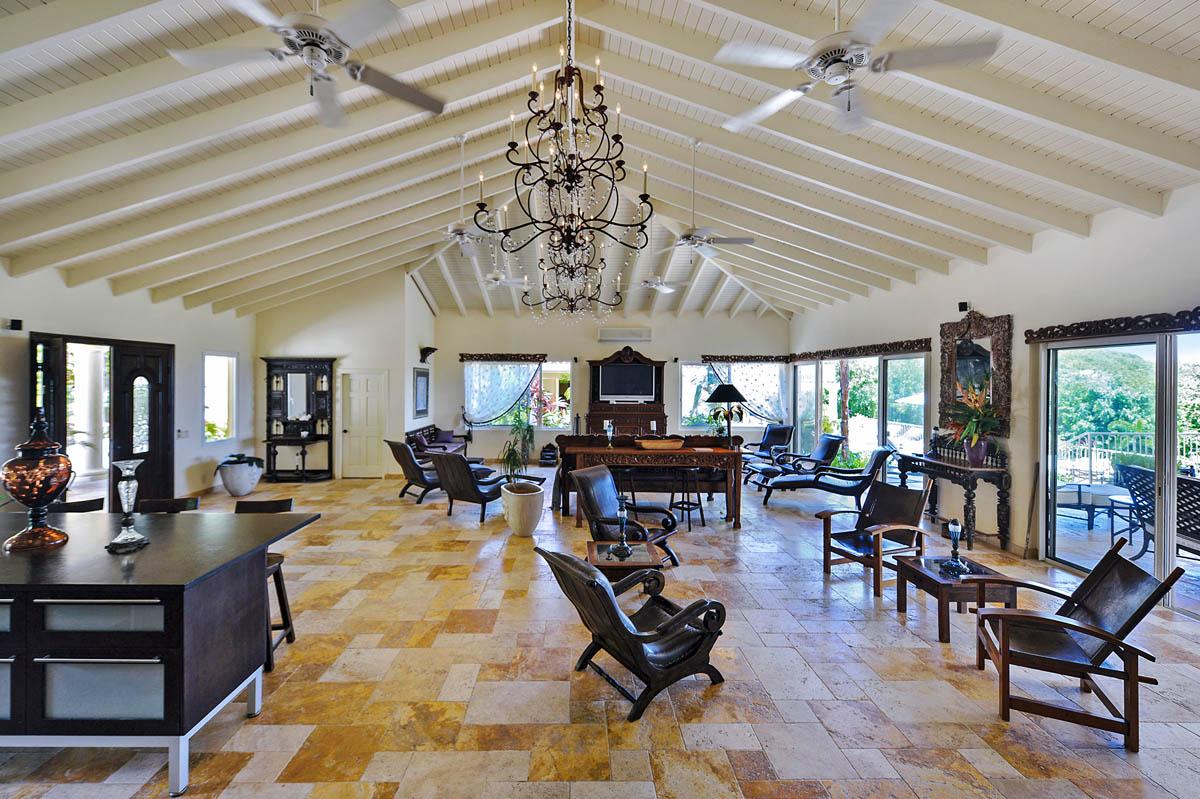 Maison De Reve Villa Rental St Martin
