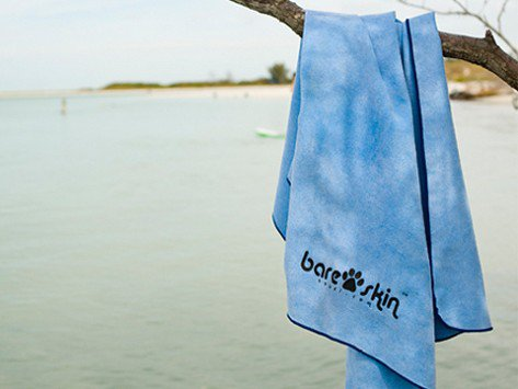 BareSkin Lightweight Beach Towel