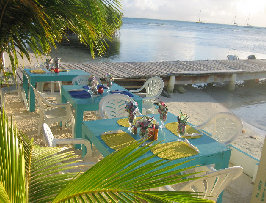 Potter's By The Sea Restaurant & Beach Bar - Anegada