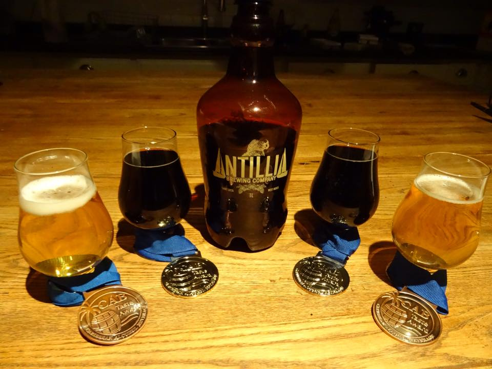 Antillia Brewing Company - St. Lucia
