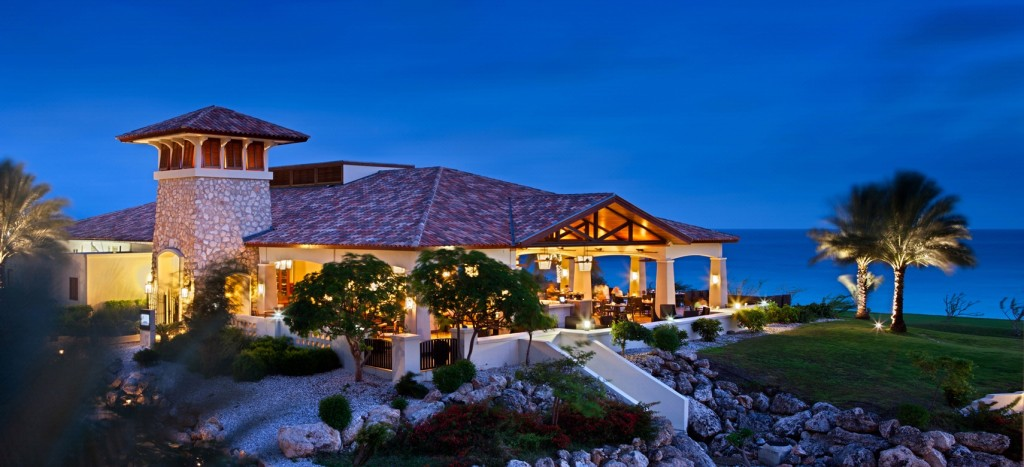 Shore Caribbean Fine Dining Restaurant At Santa Barbars Beach & Golf Resort - Curacao