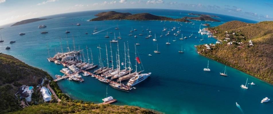 Yacht Club Costa Smeralda Clubhouse & Marina - Virgin Gorda
