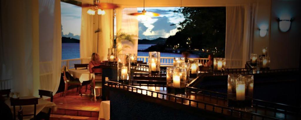 Havana Blue Restaurant's Havana Tropicana Dinner & Party - St. Thomas