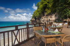 The Naked Fisherman Beach Restaurant - St Lucia