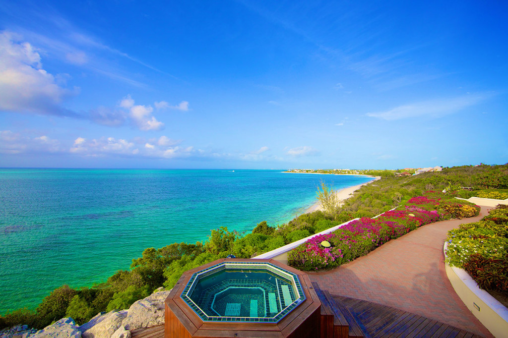 Stargazer 6 BR Villa Rental - Turks & Caicos