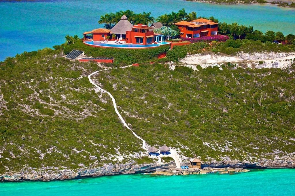 Bajacu 6 BR Villa Rental - Turks & Caicos