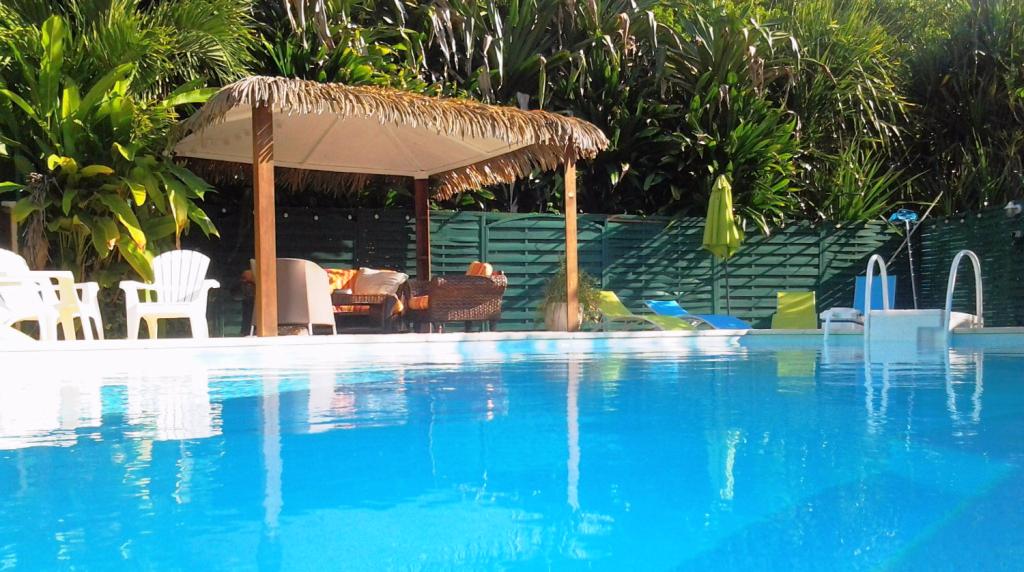 La Rose du Bresil Hotel - Mari Galante, Guadeloupe