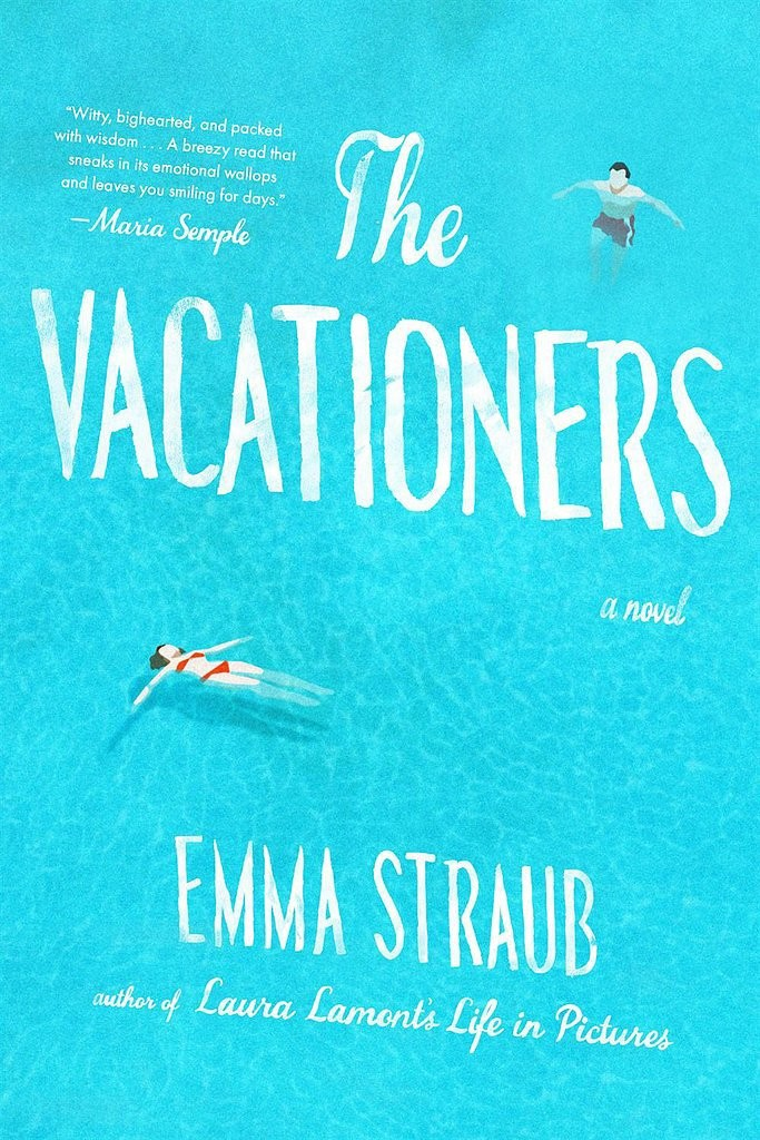 Great Beach Read - The Vacationers