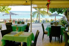 Le Touloulou Restaurant - Marie Galante, Guadeloupe