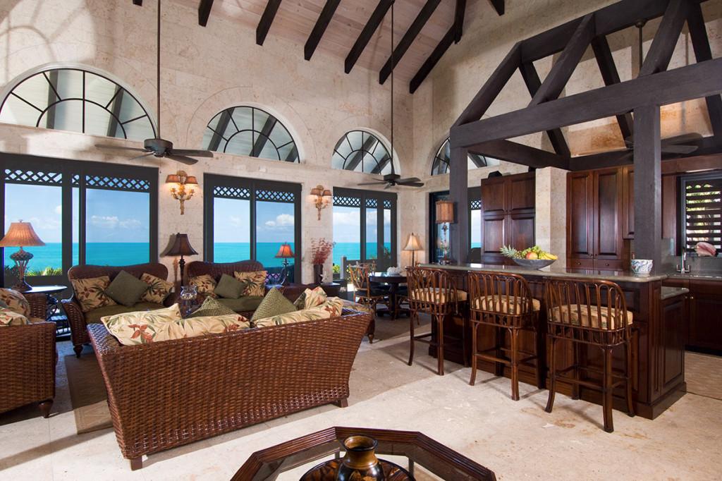 Villa Seacliff 5 BR Villa Rental - Turks & Caicos