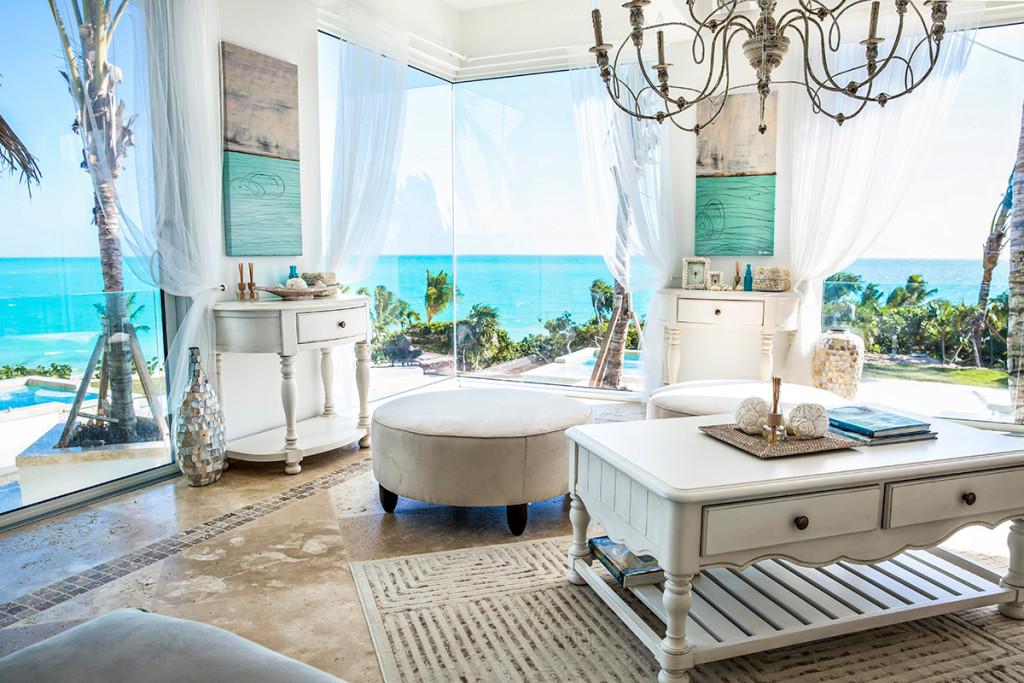 Pearl East 8 BR Villa Rental - Turks & Caicos