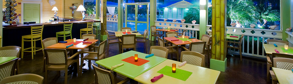 Sunshine Grill - Grand Cayman, Cayman Islands