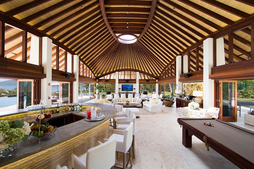 The Branson Estate - Moskito Island, Virgin Gorda
