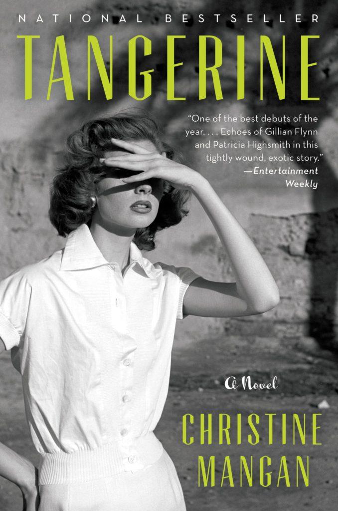 Great Beach Read - Tangerine by Christine Mangan