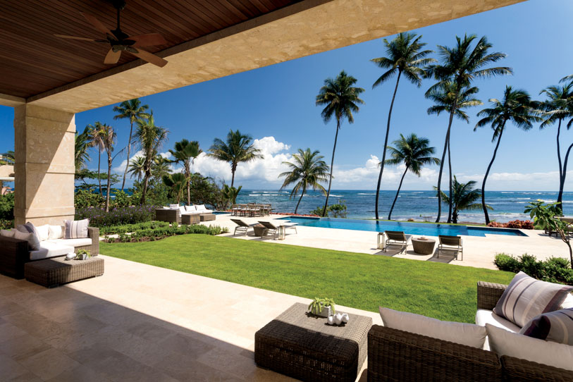 Dorado Beach A Ritz Carlton Reserve Villa Puerto Rico